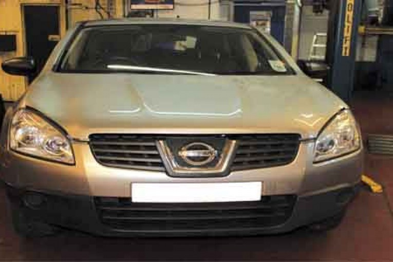 how to change a clutch on a nissan qashqai mechanexpert. Black Bedroom Furniture Sets. Home Design Ideas