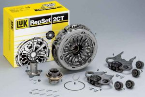 How to Replace a Double Clutch on a Renault Scenic III