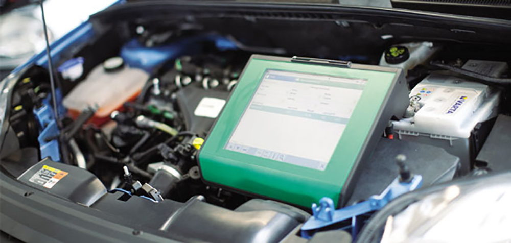 Diagnostic equipment servicing tips: the need for battery support